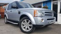 2009 LAND ROVER DISCOVERY 2.7 3 TDV6 HSE 5d AUTO 188 BHP £17450.00