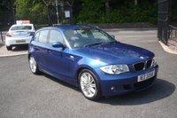 2006 BMW 1 SERIES 2.0 118D M SPORT 5d 121 BHP £4250.00