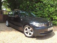 2009 BMW 1 SERIES 2.0 116D SPORT 5d 114 BHP £7489.00