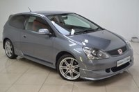 USED 2005 05 HONDA CIVIC 2.0 TYPE-R 3d 200 BHP