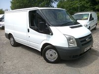 2007 FORD TRANSIT T280 85PS SWB LOWROOF £3695.00