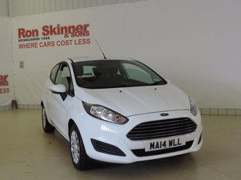 2014 FORD FIESTA 1.2 STYLE 3d 59 BHP £6499.00