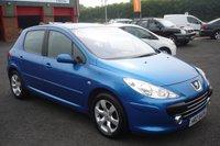 2007 PEUGEOT 307 1.6 S 5d 108 BHP £2650.00