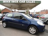 2005 RENAULT CLIO 1.1 EXTREME 16V 3d 75 BHP £2295.00