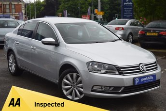 2012 VOLKSWAGEN PASSAT 1.6 SE TDI BLUEMOTION TECHNOLOGY 4d 105 BHP £9421.00