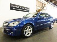 2008 MERCEDES-BENZ CLC CLASS 2.1 CLC200 CDI SE 3d 122 BHP £6699.00