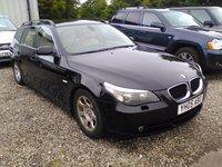 2005 BMW 5 SERIES 2.5 525I SE 5d 215 BHP £2990.00