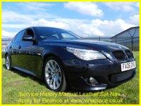 2006 BMW 5 SERIES 2.0 520D M SPORT 4d 161 BHP £6750.00