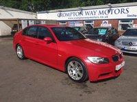 2007 BMW 3 SERIES 2.0 320I M SPORT 4d 148 BHP £5495.00
