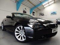 2007 BMW 6 SERIES 3.0 630I SPORT 2d AUTO 255 BHP £9990.00
