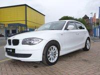 2010 BMW 1 SERIES 2.0 116D ES 5d  £8495.00