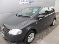 2006 VOLKSWAGEN FOX 1.2 6V 3d 54 BHP COLOUR CODED BUMPERS £2695.00