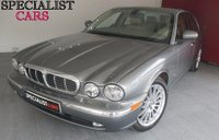 2006 JAGUAR XJ 2.7 TDVI EXECUTIVE 4d AUTO 206 BHP £8995.00