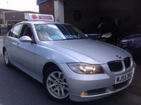 2005 BMW 3 SERIES 2.0 320I SE 4d AUTO 148 BHP £SOLD