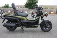 USED 2004 HONDA PS RUCKUS MF09, 2004, GREEN RARE JDM IMPORTED SCOOTER PS250
