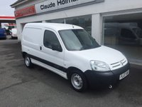 2007 CITROEN BERLINGO 600 ENTERPRISE 1.6 HDi 90 £2695.00