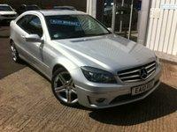 2010 MERCEDES-BENZ CLC CLASS 2.1 CLC220 CDI SPORT 3d AUTO 150 BHP £8795.00