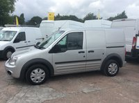2013 FORD TRANSIT CONNECT 1.8 T200 TREND LR VDPF 109 BHP 1 OWNER FSH NEW MOT AIR CON £6750.00