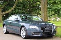 2009 AUDI A5 2.0 TDI QUATTRO DPF SPORT 3d 168 BHP £11000.00