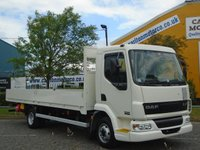 2016 DAF LF LF45 150 Dropside 20.ft Double sided Alloy body [ Low Mileage ] Ex M.O.D. Free UK Delivery £12950.00