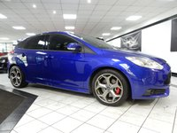 2013 FORD FOCUS 2.0 ST-3 £13749.00