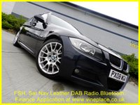 2008 BMW 3 SERIES 2.0 318I EDITION M SPORT TOURING 5d 141 BHP £6000.00