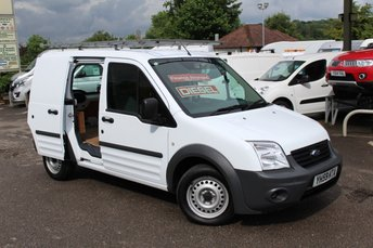 2009 FORD TRANSIT CONNECT 1.8 T200 LR 1d 75 BHP £5495.00