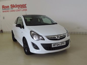 2014 VAUXHALL CORSA 1.2 LIMITED EDITION 3d 83 BHP £7999.00