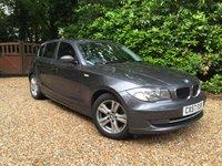 2007 BMW 1 SERIES 2.0 118D SE 5d 141 BHP £5989.00