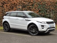 USED 2012 62 LAND ROVER RANGE ROVER EVOQUE 2.2 SD4 Dynamic 5dr Auto £3995 Deposit & £359 Per Month