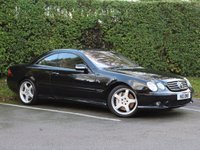 USED 2003 MERCEDES-BENZ CL 5.5 CL 600 2d AUTO 500 BHP +++ 500 BHP +++