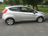 2009 FORD FIESTA 1.2 STYLE 3d 81 BHP £3690.00