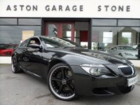 USED 2005 55 BMW M6 5.0 M6 2d 501BHP *SCHNITZER ALLOYS * CARBON ROOF* *SAT NAV * RED LEATHER*