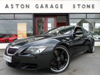 2005 BMW M6 5.0 M6 2d 501BHP *SCHNITZER ALLOYS * CARBON ROOF* £16250.00