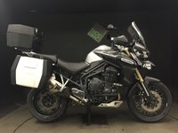 2014 TRIUMPH TIGER EXPLORER 1215 XC. 2220 MILES. FULLY LOADED. 1 OWNER. £9500.00