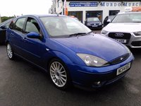 2005 FORD FOCUS 2.0 ST 170 5d 173 BHP £1690.00