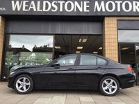 2013 BMW 3 SERIES 2.0 318D SE 4d AUTO  [OVER £5300 WORTH OF EXTRA] 141 BHP £17495.00