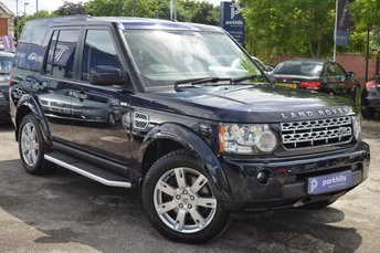 2011 LAND ROVER DISCOVERY 3.0 4 SDV6 XS 5d AUTO 245 BHP £22810.00