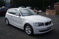 2009 BMW 1 SERIES 2.0 116D SE 3d 114 BHP £6750.00