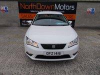 2013 SEAT LEON 1.6 TDI SE DSG 5d AUTO 105 BHP £9500.00
