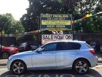 2013 BMW 1 SERIES 1.6 114D SPORT 5d 94 BHP £12499.00