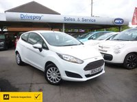 USED 2013 63 FORD FIESTA 1.2 STYLE 3d 59 BHP NEED FINANCE? WE CAN HELP. WE STRIVE FOR 94% ACCEPTANCE