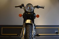 USED 2018 ROYAL ENFIELD CLASSIC SATIN 500 BLACK .
