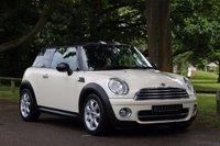 2007 MINI HATCH COOPER 1.6 COOPER D 3d 108 BHP £4990.00