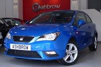 2013 SEAT IBIZA 1.4 TOCA 3d 85 BHP £6283.00