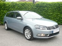 2013 VOLKSWAGEN PASSAT 1.6 HIGHLINE TDI BLUEMOTION TECHNOLOGY 5d 104 BHP £9950.00