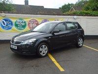 2010 KIA CEED 1.6 1 5d AUTO 125 BHP £5000.00