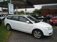 2007 FORD FOCUS 1.6 STYLE TDCI 5d 90 BHP £SOLD