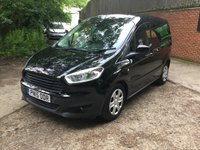 2015 FORD TRANSIT COURIER 1.6 TREND TDCI 1d 94 BHP £8750.00