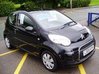 2009 CITROEN C1 1.0 VTR 3d 68 BHP £2995.00